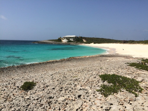 Anguilla-coral-beach-water-swimming-remote-dirt-road